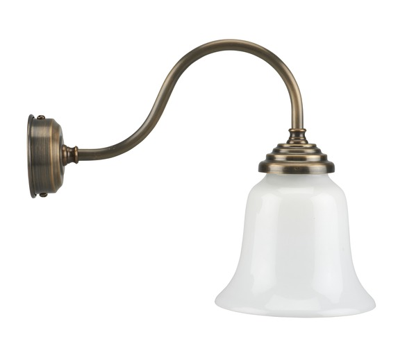 Cloche Wall Light