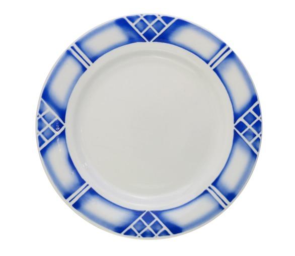 Set of Four Vintage side plates