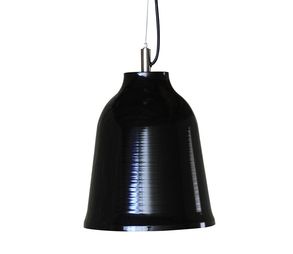 Bell Industrial Pendant Light