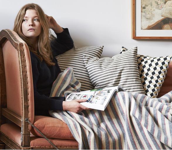 Deauville Wool Blanket