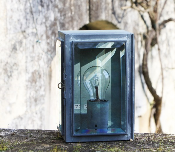 Sarlat Wall Lantern, small