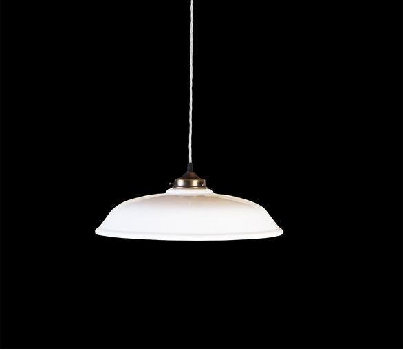 Suspension d'Atelier Céramique - Blanc
