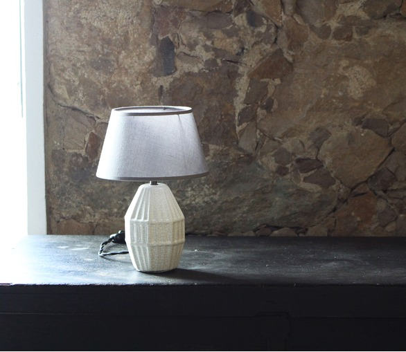 Little D-Light, ceramic table lamp