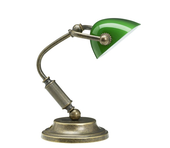 Lampe de Bureau - Banquier