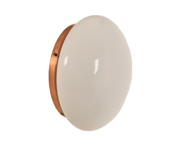 Glass Button Light