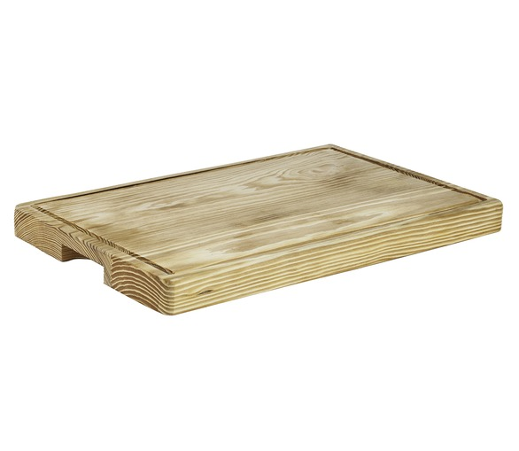 Planche A Découper En Bois Pour Viande - Avec Rainure