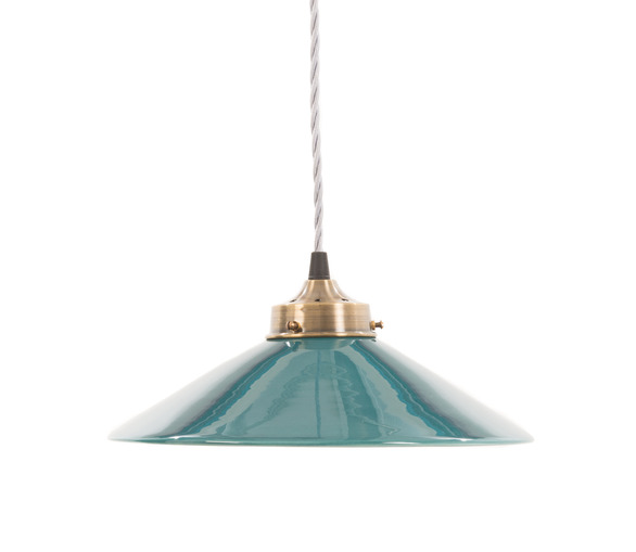 Ceramic Pendant Light, small