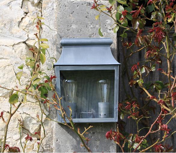 Trouville Wall Lantern, medium